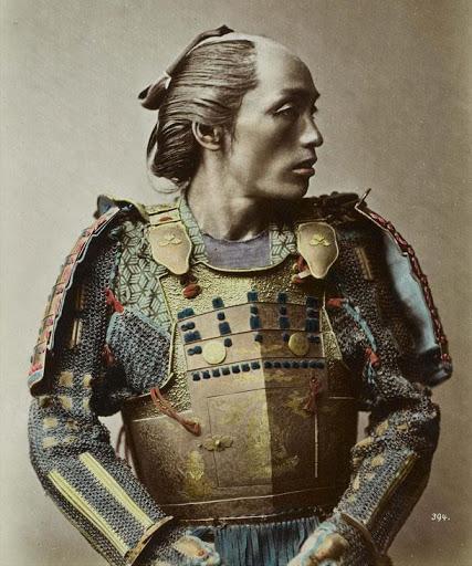 Samurai-Yokohama-1881