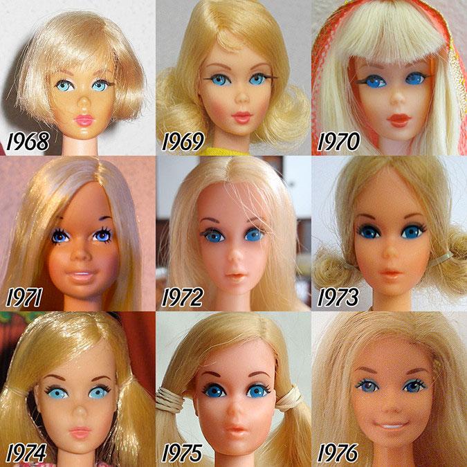 barbie-1968-1976
