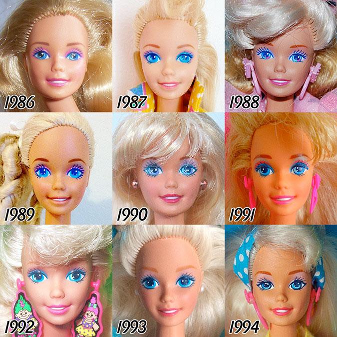 barbie-1986-1994