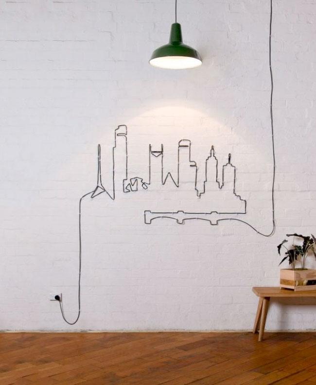 cablu-oras-perete
