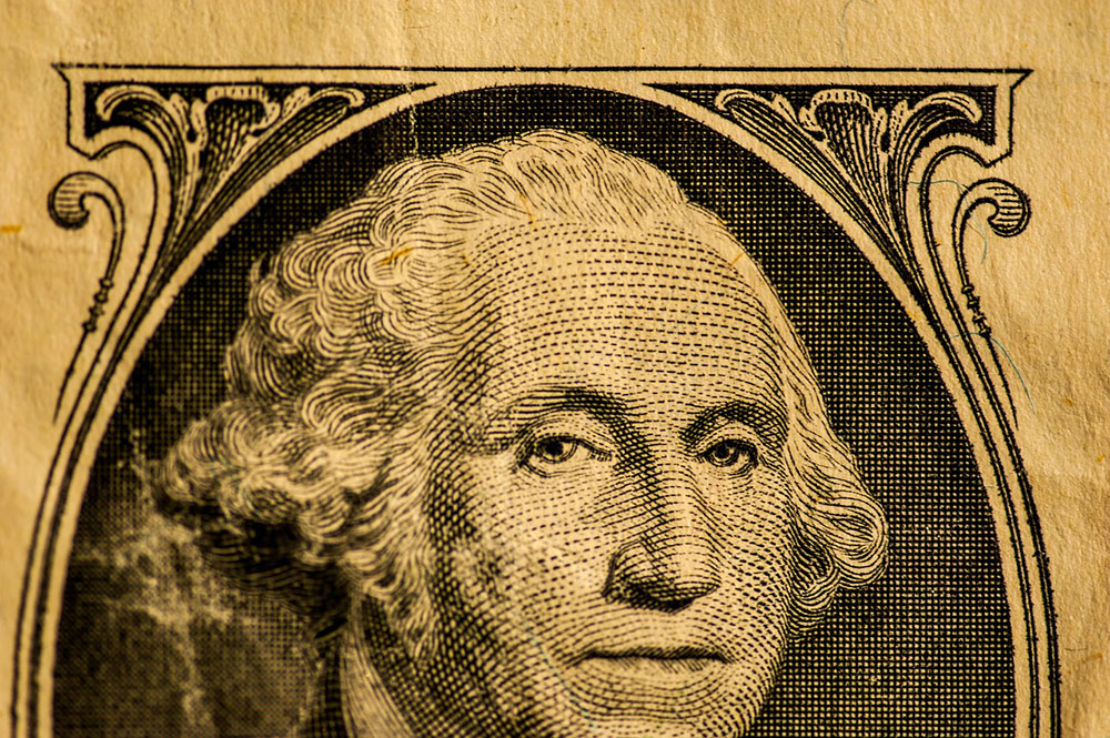 dolar-presedinte-american-privire