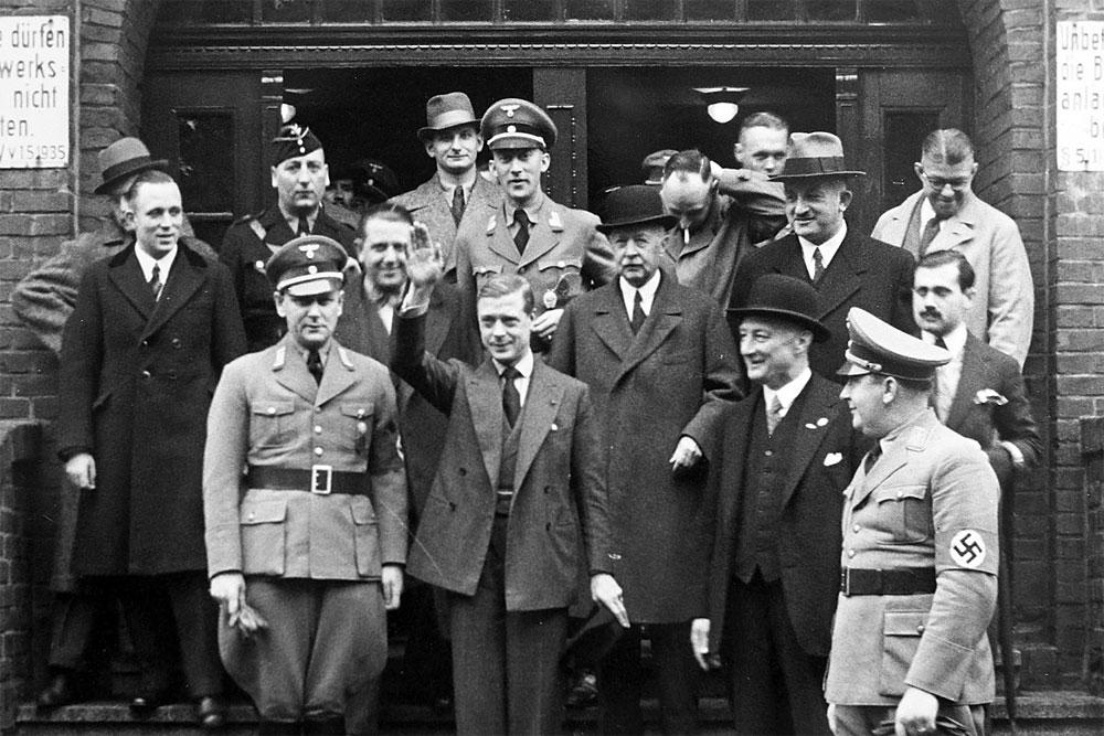 edward-8-salut-nazist
