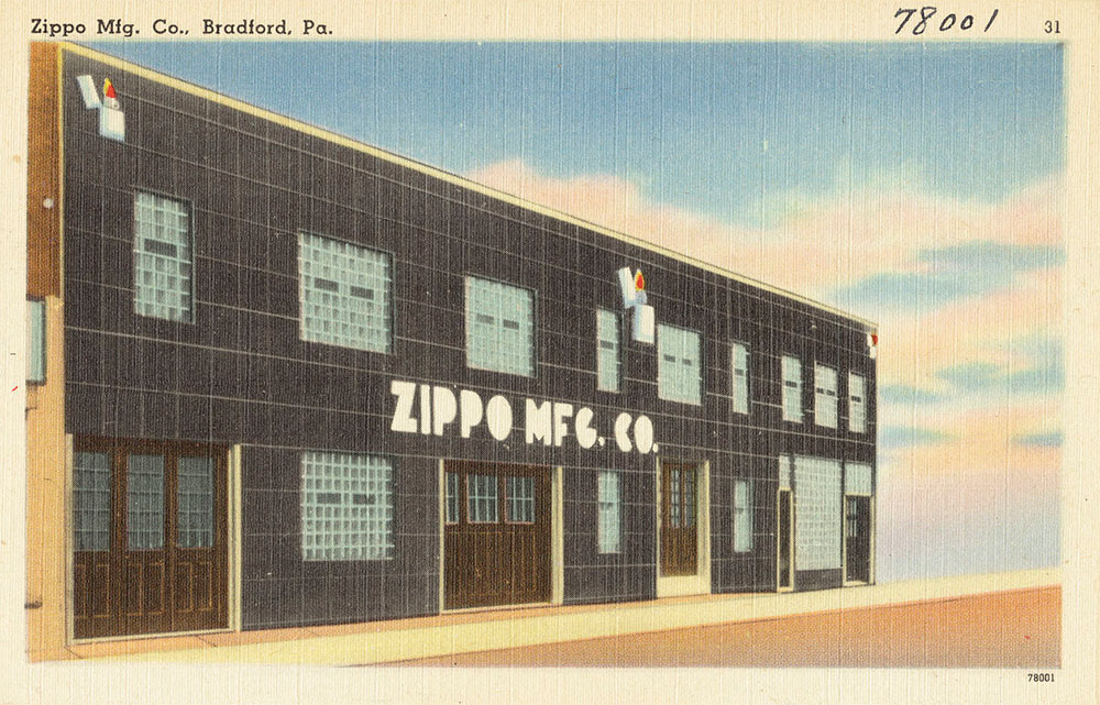 Fabrica Zippo