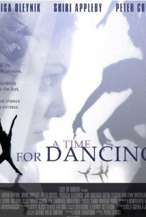 film-A Time for Dancing-poster