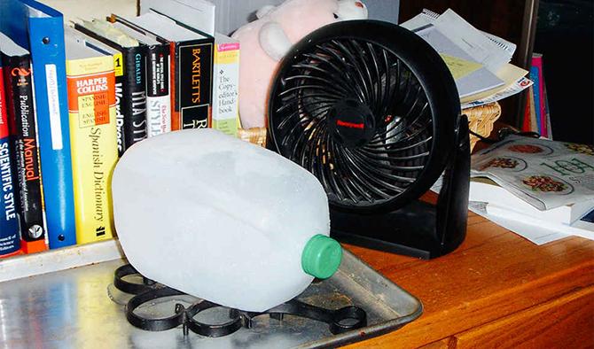 gheta-ventilator