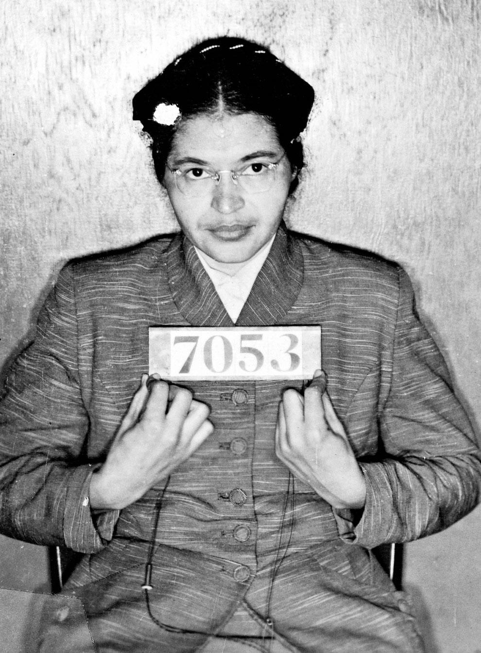 poza-de-inchisoare-Rosa-Parks-1955