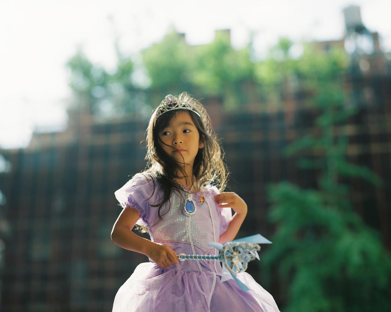 """Prințesa în New York"""