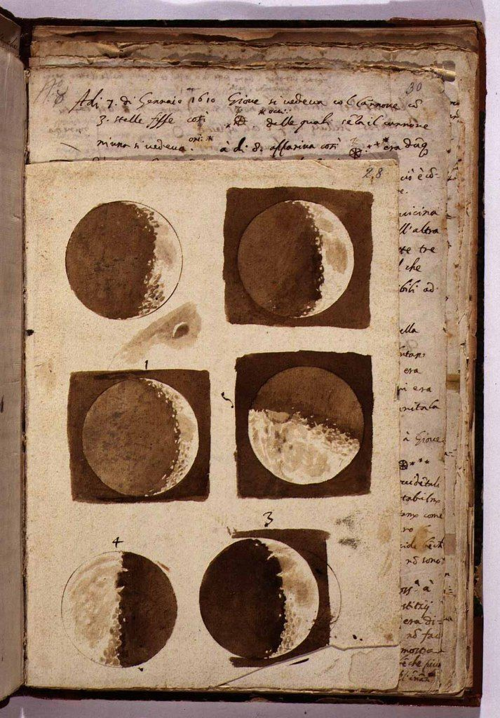 schetele-lunii-Galileo-Galilei-1609