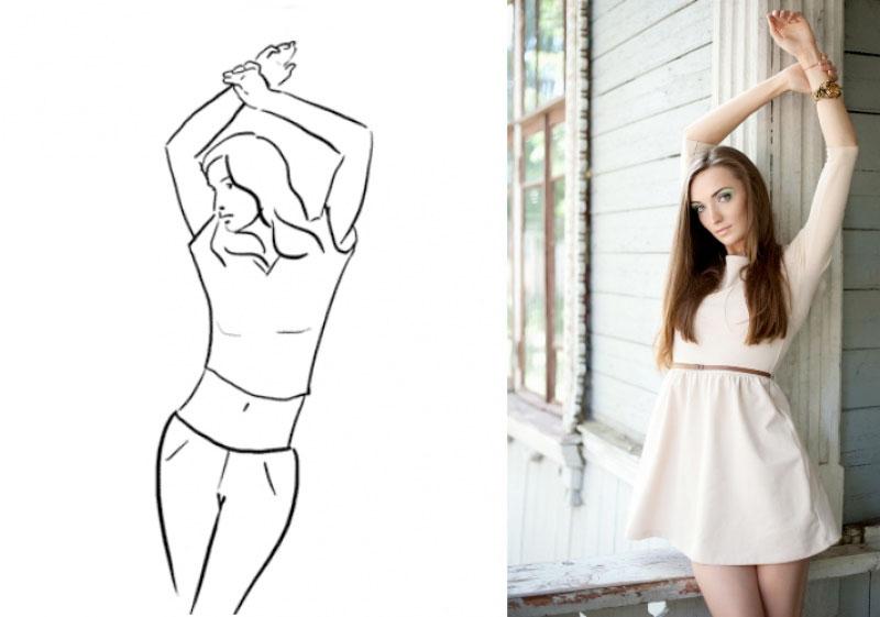 15-pozitie-fotografiere-evidentierea-liniilor-corpului